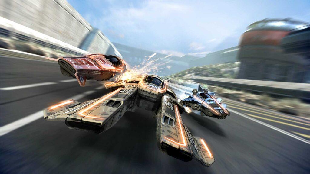 Fast Racing Neo Screen 1