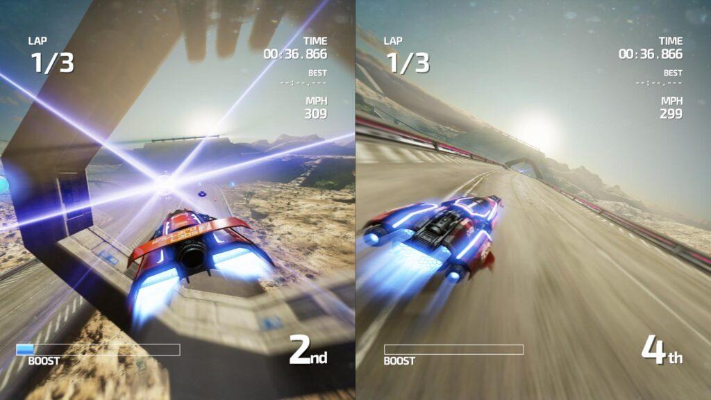 Fast Racing Neo Screen 2