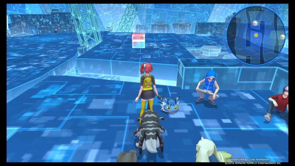Digimon CK Screen