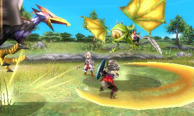 Final Fantasy Explorers Crafting