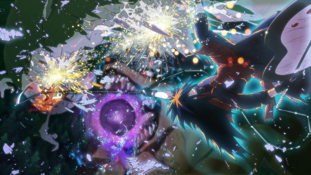 Naruto 4 CK Screen 1