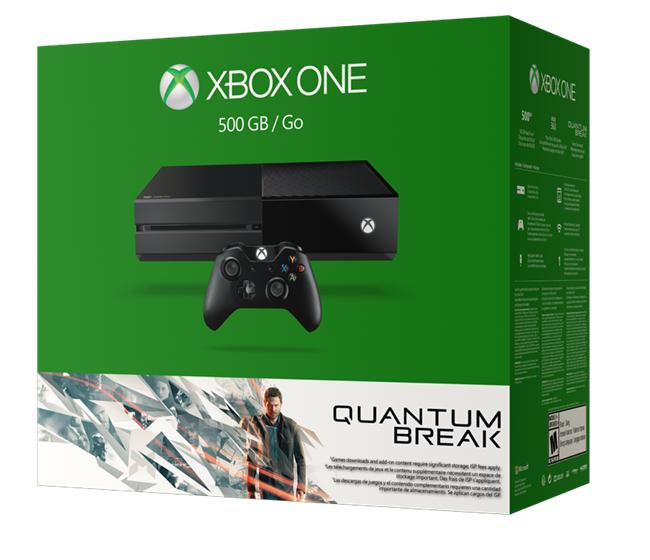 Xbox Quantum Break Bundle