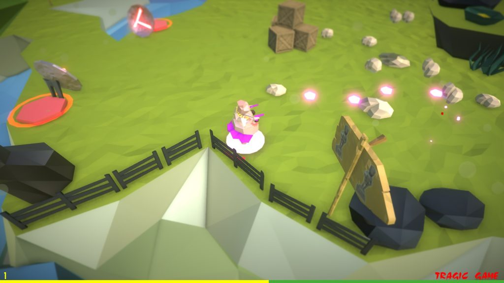 Polycrusher Gameplay