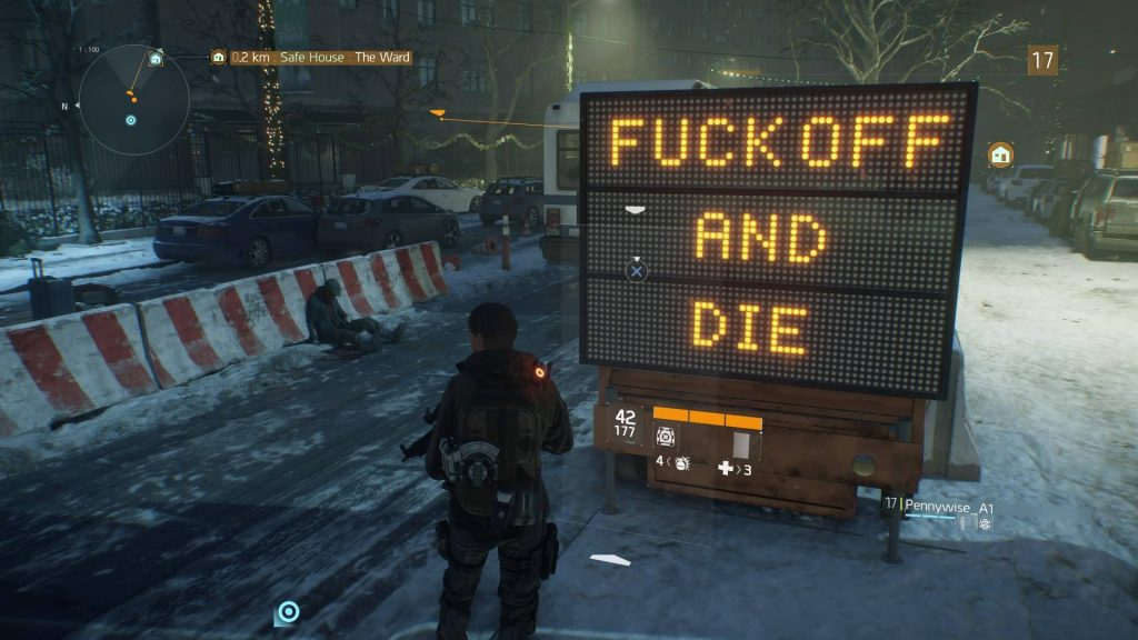 The Division CK Screen 2