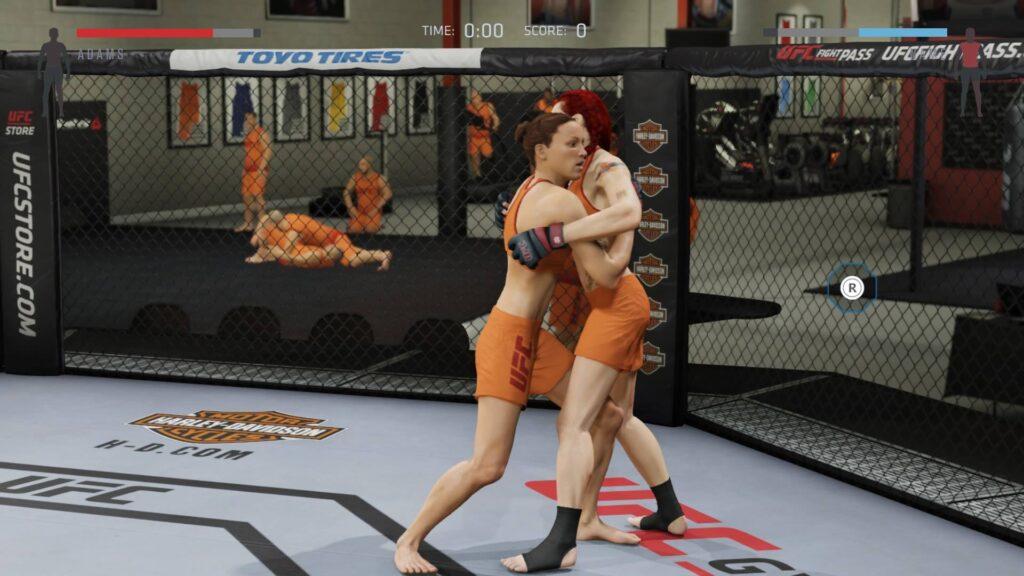 UFC 2 CK Screen 2