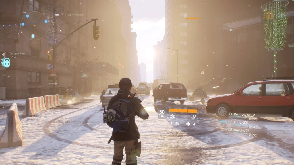 Division CK PS4 Screen 1
