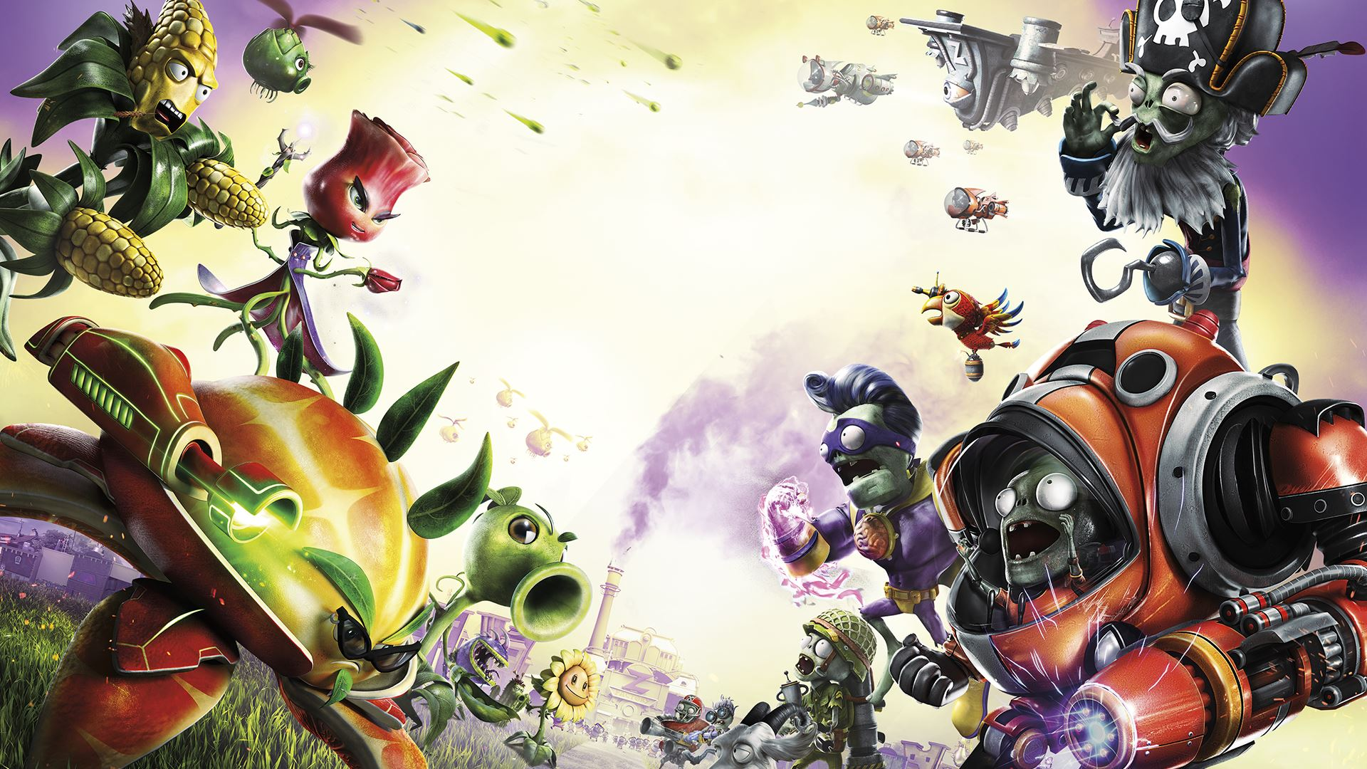Plants Vs Zombies Garden Warfare 2 Ps4 Review