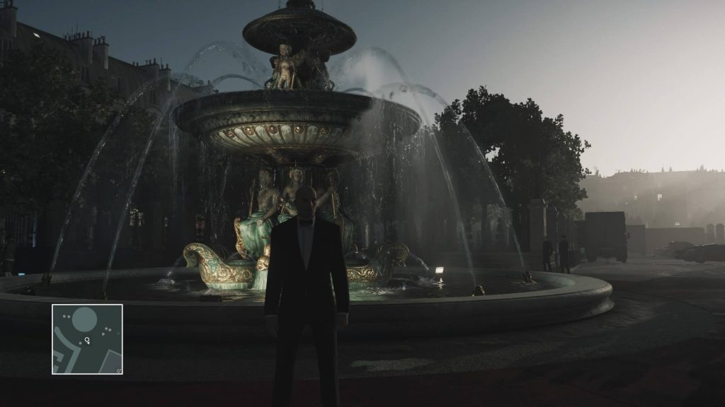 Hitman PS4 Screenshot CK