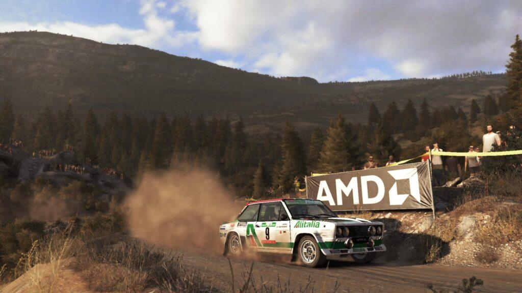 DIRT Rally Screen 2
