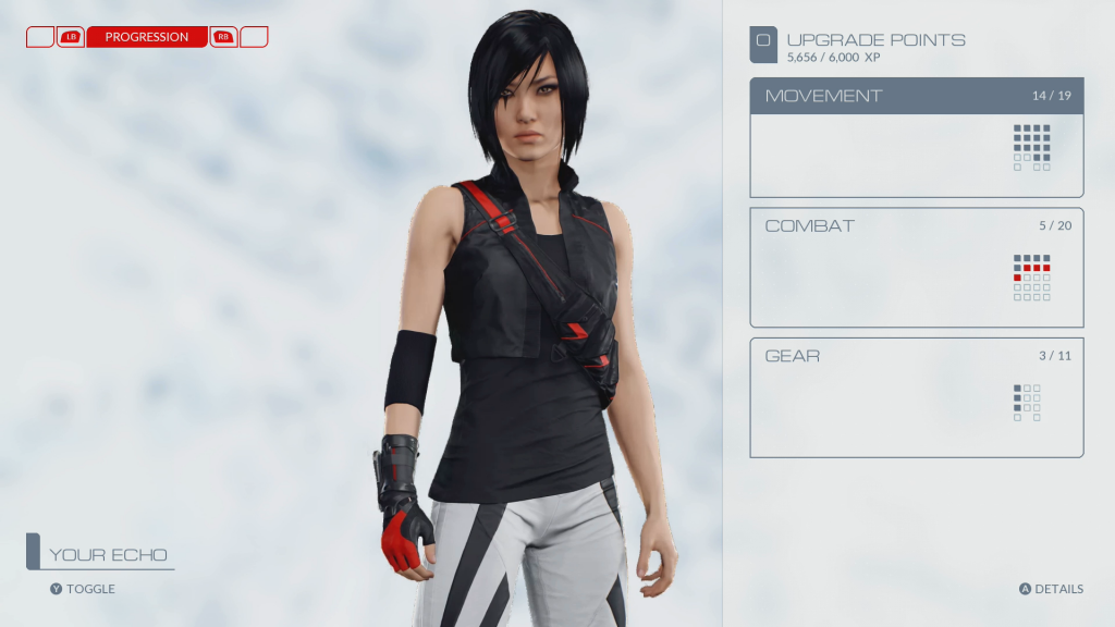 Mirror's Edge Cata Beta Screen 2
