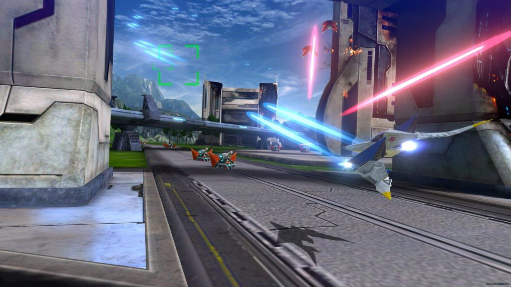Star Fox Zero Wii U Screen CK