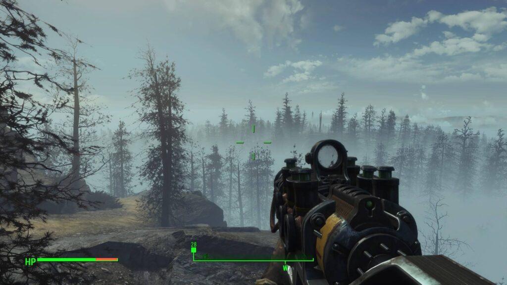 Fallout Far Harbor DLC