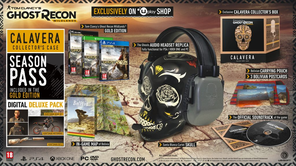Ghost Recon Special Edition