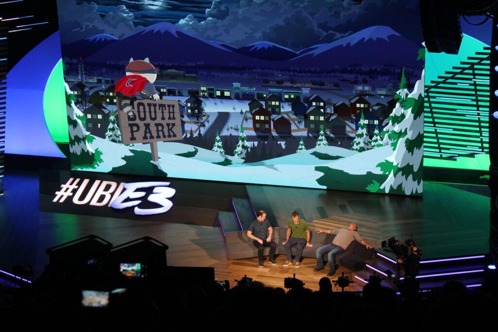 Ubisoft Cerealkillerz Bühne