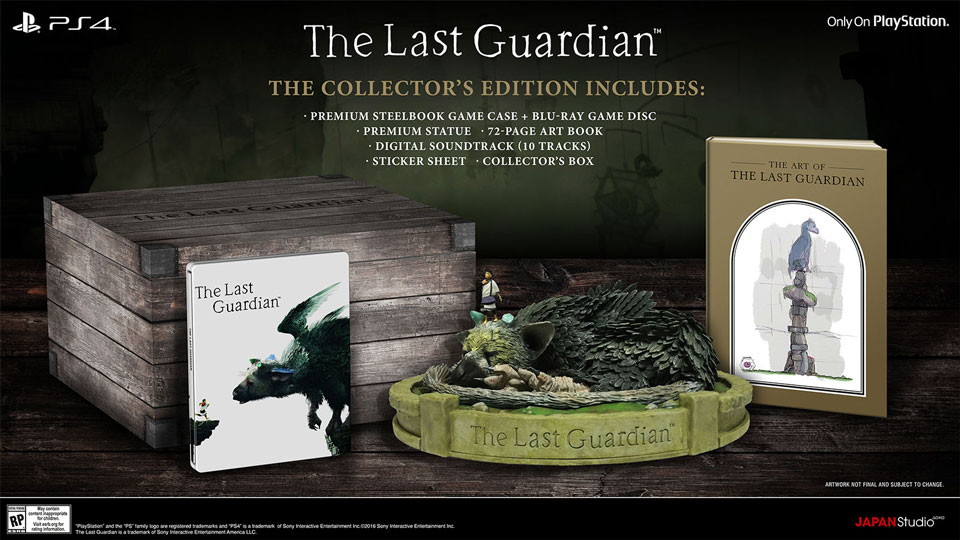 Last Guardian Collectors