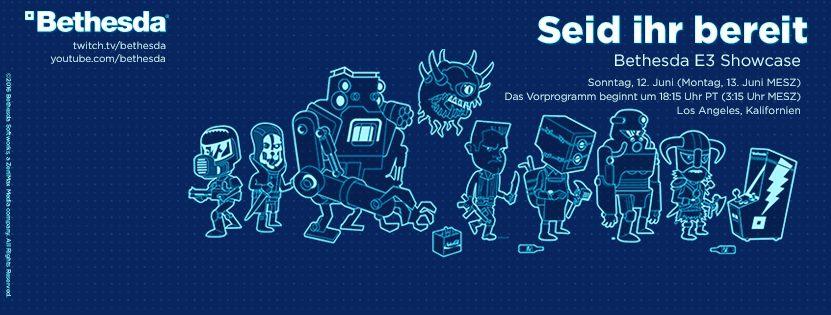 Bethesda Showcase Cover E3