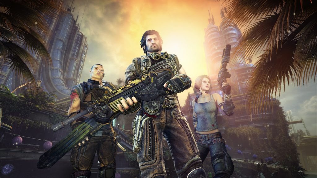 Hero Bulletstorm Remaster