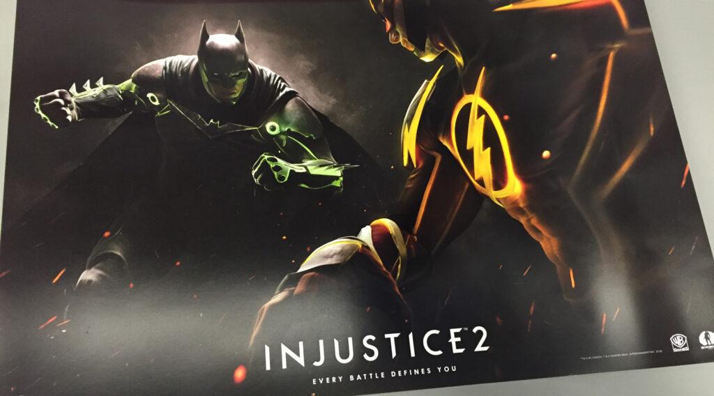 Injustice 2 Leak