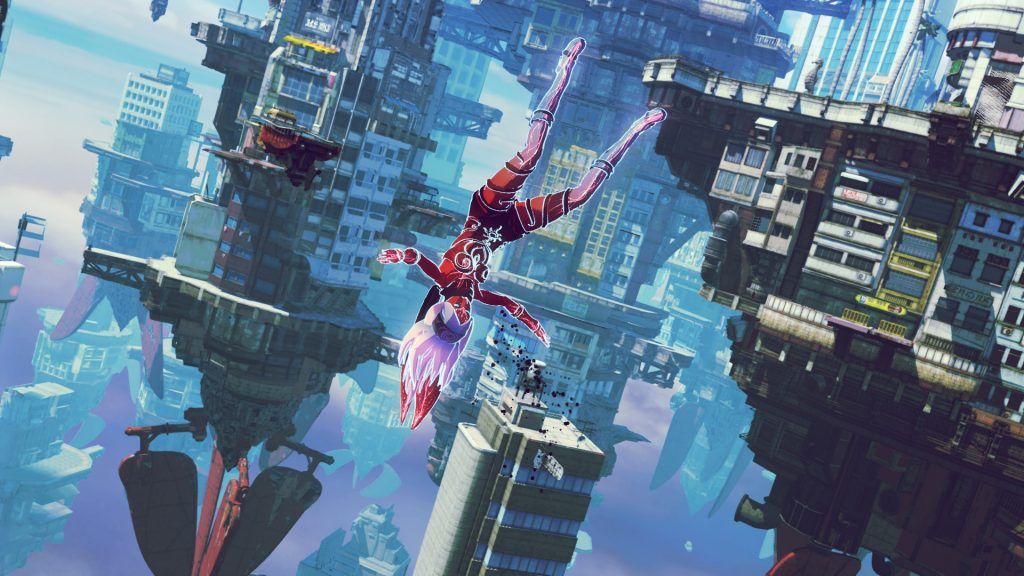 Gravity Rush 2 Screen 1