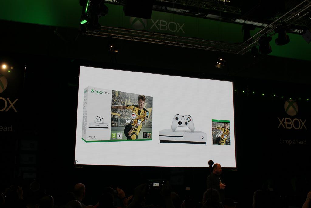 Cerealkillerz Xbox One S Gamescom 2016