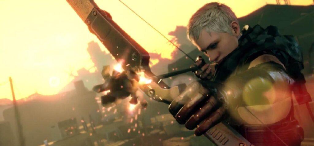 Screenshot Metal Gear Survive