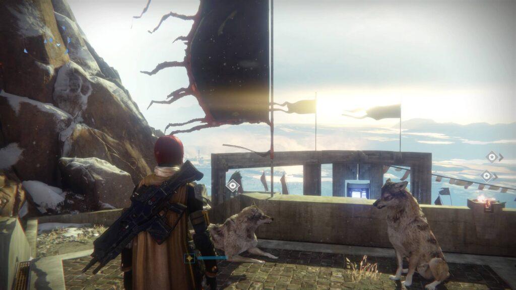 Destiny Rise of Iron Screen 1