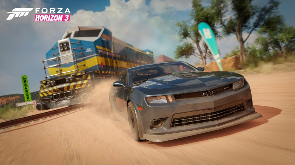 Forza Horizon 3 Cerealkillerz Screen