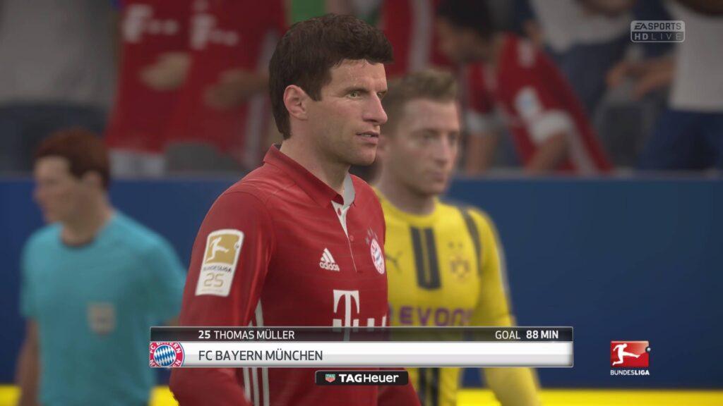 FIFA 17 Müller
