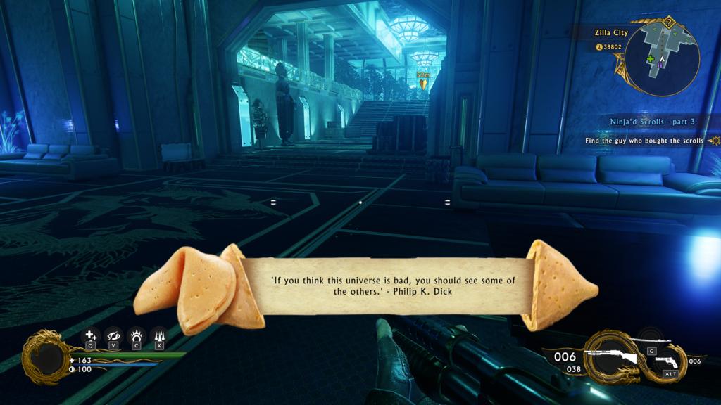 PC Screenshot Shadow Warrior 2