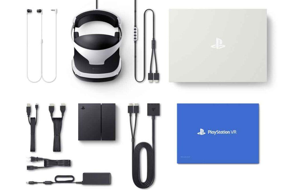 PS VR Zubehör