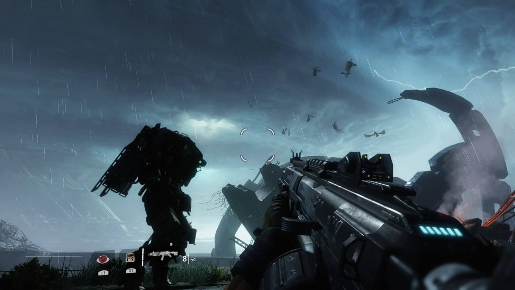 Playstation 4 Titanfall 2 Screenshot 1