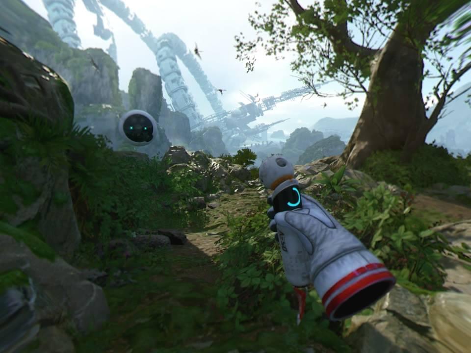 Robinson VR Screen 2