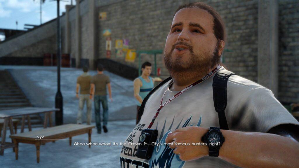 Final Fantasy XV PS4 Screen 2