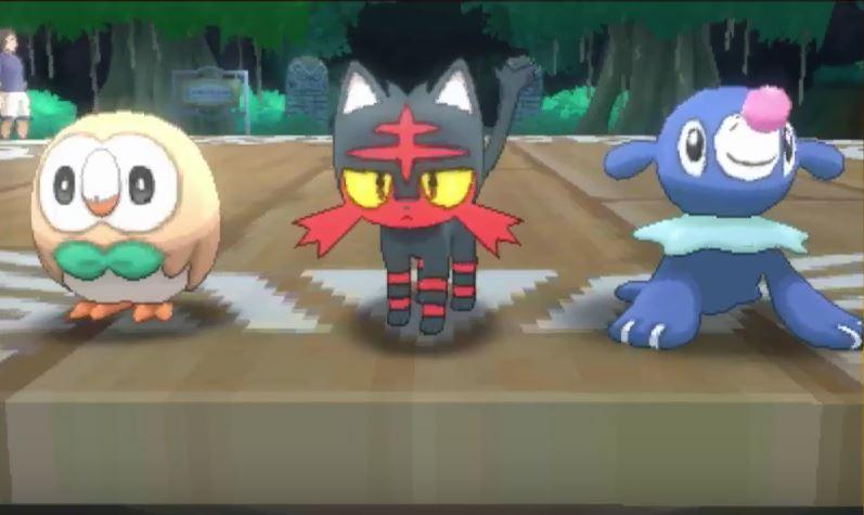 3DS Review Pokemon Litten