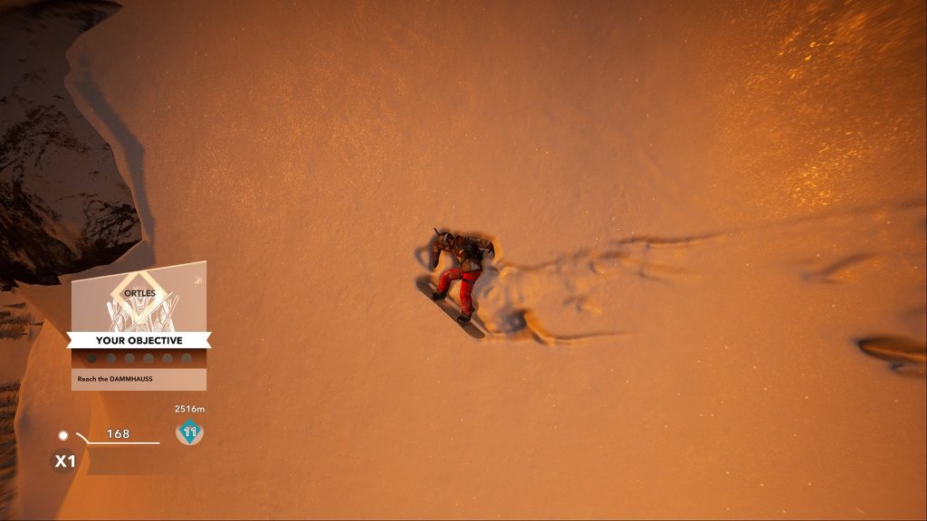 Screenshot Steep Ubisoft