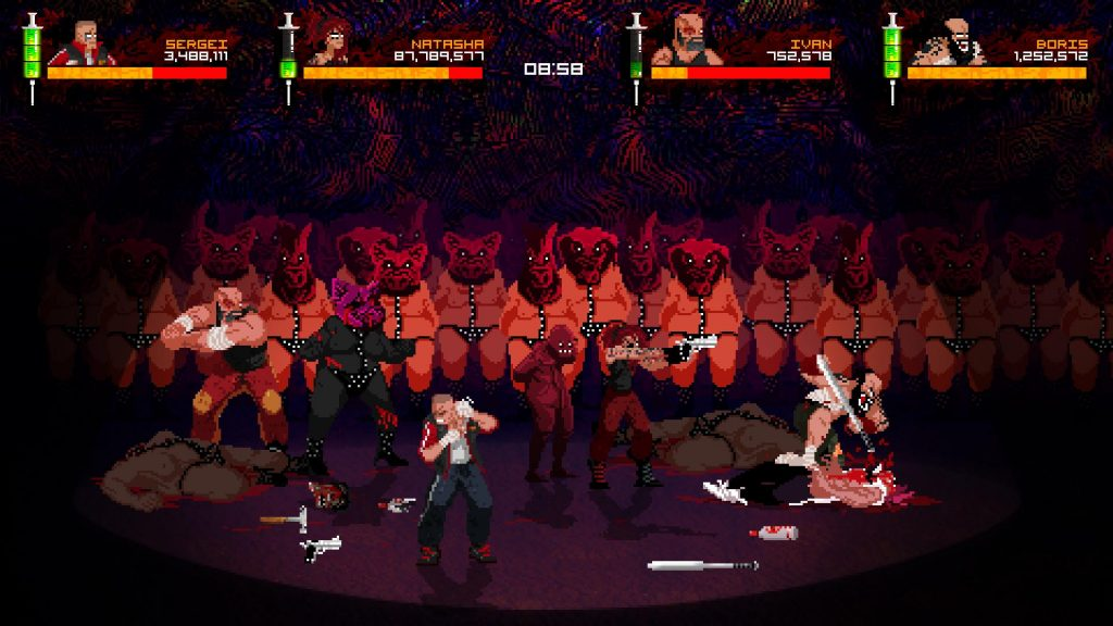 Mother Russia Bleeds Co-Op