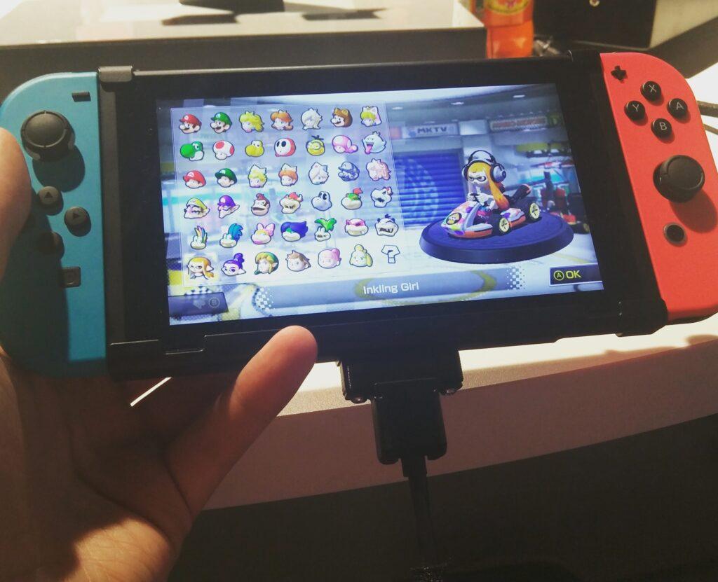 Mario Kat 8 Deluxe Nintendo Switch