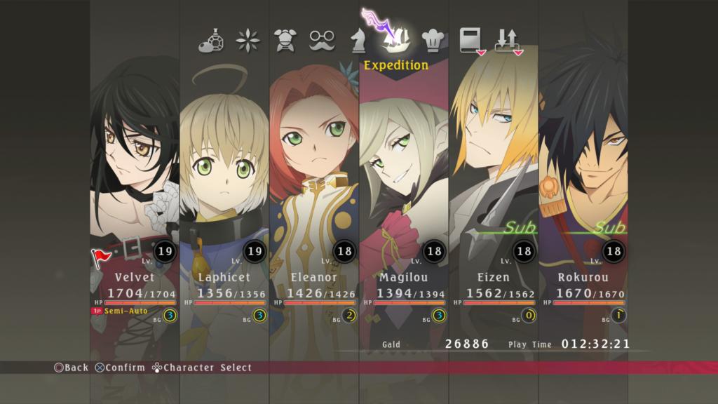 Tales of Berseria Screenshot PS4