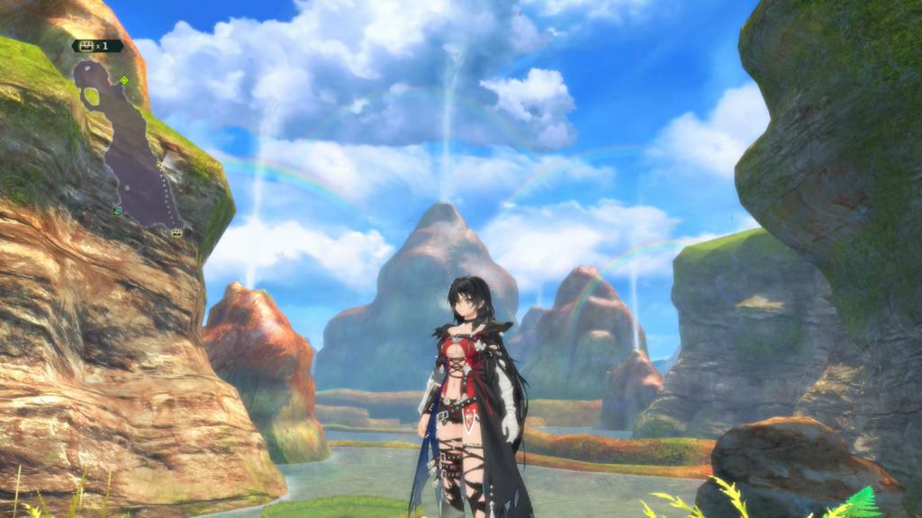 Tales of Berseria PlayStation 4 Screenshot