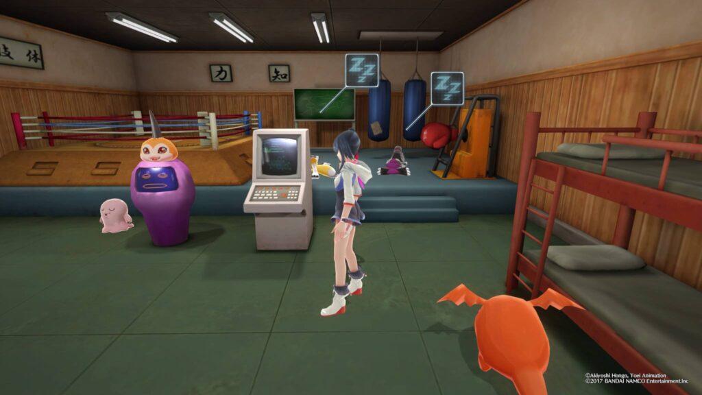 Digimon Next Order Screenshot