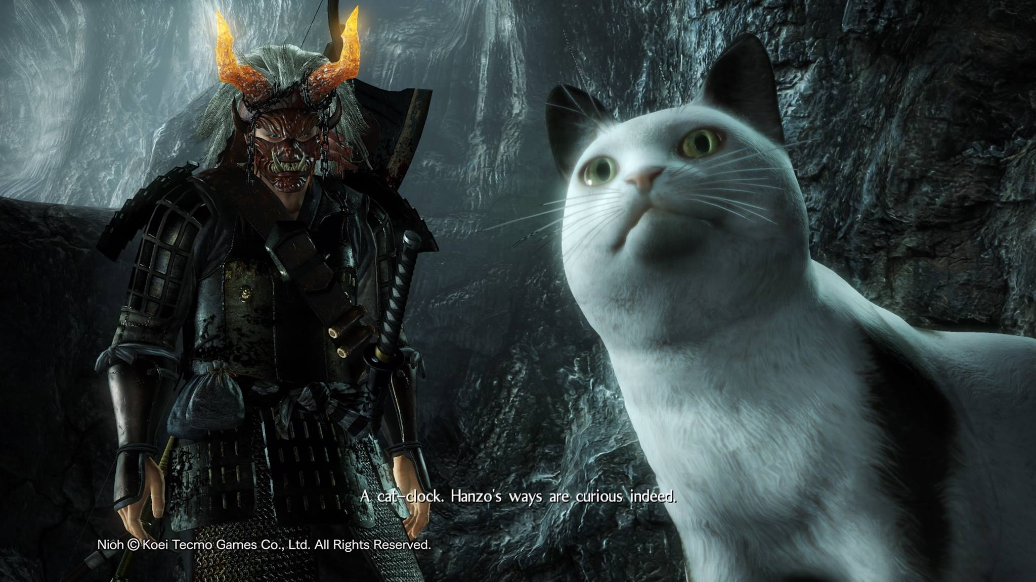 Download Nioh Game HD 4k Wallpapers In 2048x1152 Screen Resolution