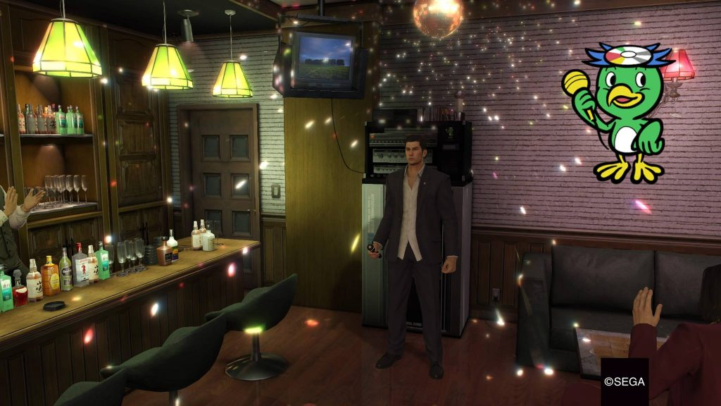 Screenshot Karaoke Yakuza