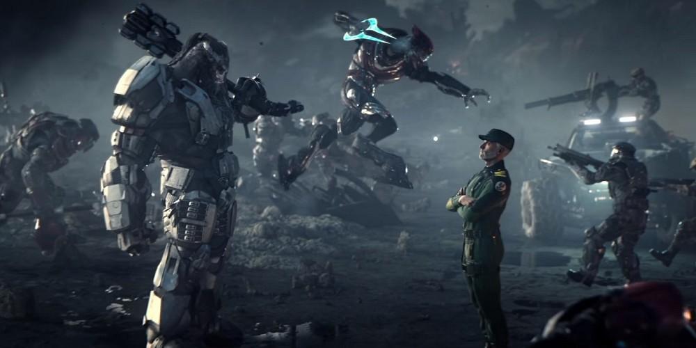 Screenshot Halo Wars 2