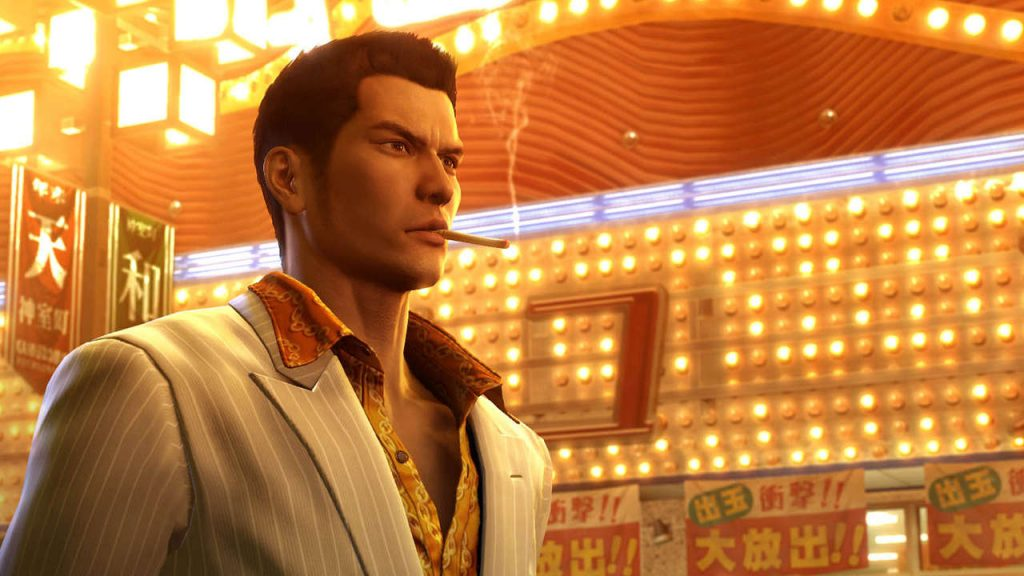 Screenshot Yakuza Zero