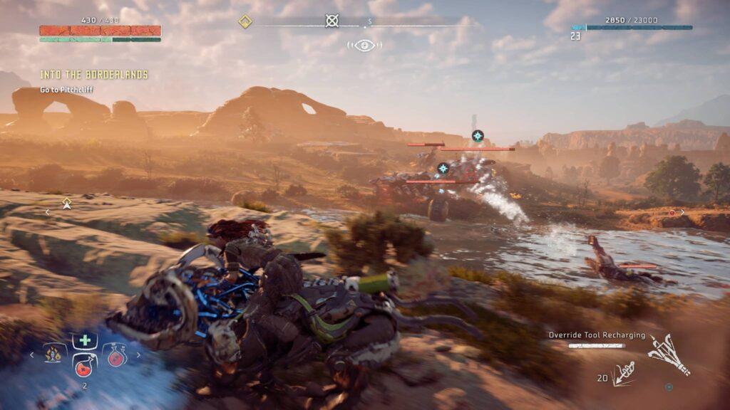 Screenshot Horizon 2