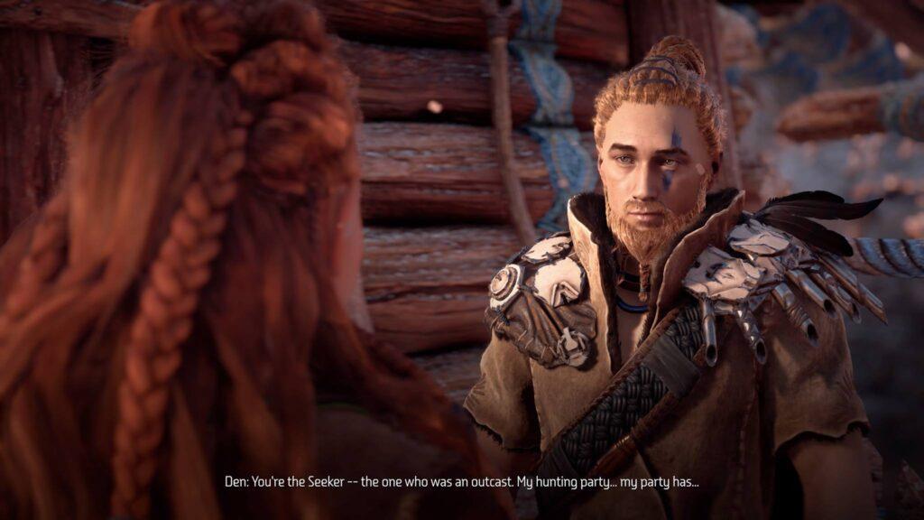 Screenshot Horizon PS4 Pro