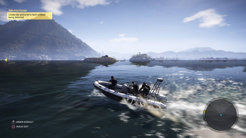Screenshot Ghost Recon Wildlands