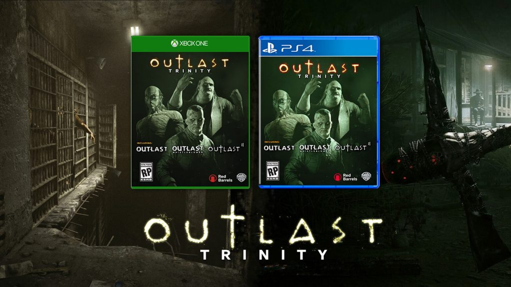 Collection Cover Outlast