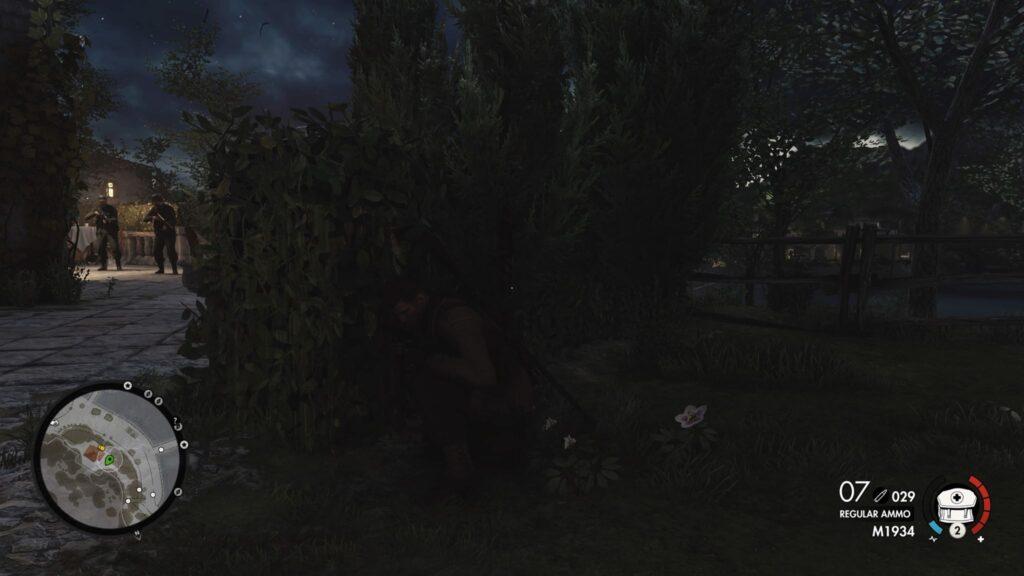 PS4 Pro Sniper Elite 4