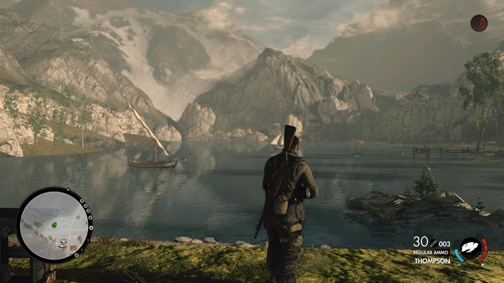 Screenshot Sniper Elite 1